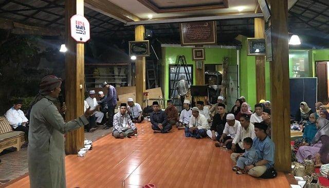 Brigjen Pol Agung Makbul dan Mi'ing Hadiri Gema Maulid Nabi SAW Bersama Arraudah Bani Adung dan Yayasan ALDARA di Bekasi 113