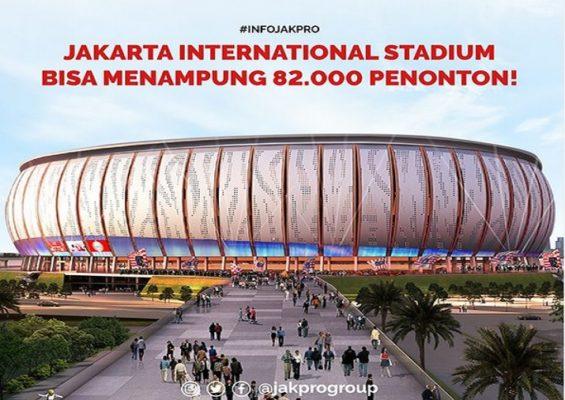 #Stadion Kita: JIS akan Cor Kolom Utama Dengan Volume 960 Meter Kubik 101
