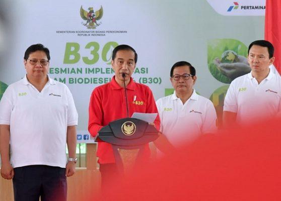 Resmikan Implementasi B30, Presiden Yakin Bisa Hemat Devisa Rp63 Triliun 114