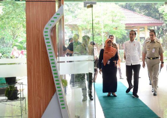 Presiden Jokowi Tekankan Perbaikan Sistem Birokrasi Atasi Korupsi 101