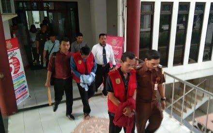 Kejari Serang Tahan 2 Tersangka Korupsi BUMD Milik Pemkab Serang 113