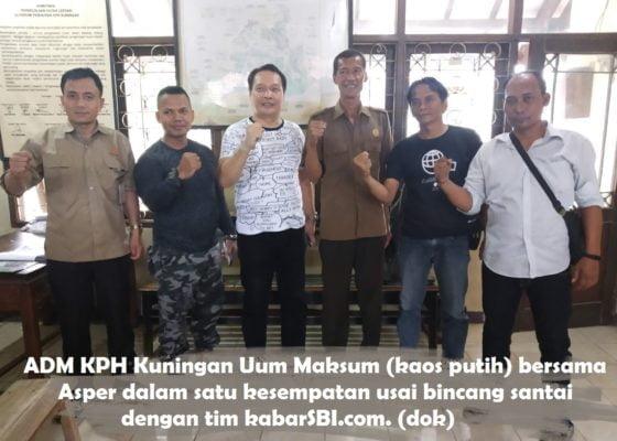 ADM KPH Kuningan Uum Maksum: Perhutani Berkontribusi Meningkatan Kesejahteraan Masyarakat Desa 113