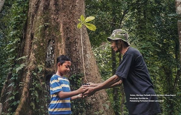 Perhutani Segera Tanam 1,9 Juta Pohon di Kawasan Hulu Sungai Citarum 113
