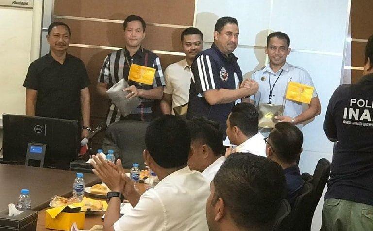 Lagi, Satreskrim Polres Pelabuhan Tanjung Priok Raih Penghargaan 113