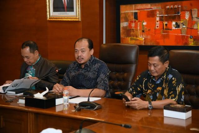 Setjen DPR Terima Konsultasi Bamus DPRD Cirebon 101