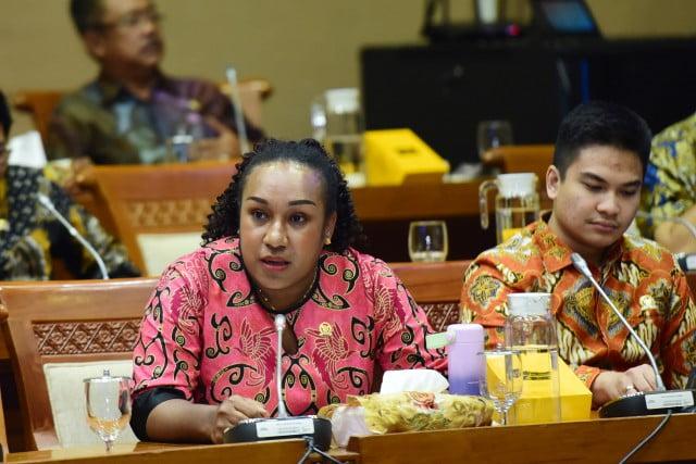 DPR RI Komisi VII : Warga Asli Papua Diharapkan Dapat Bekerja di Smelter Gresik 113