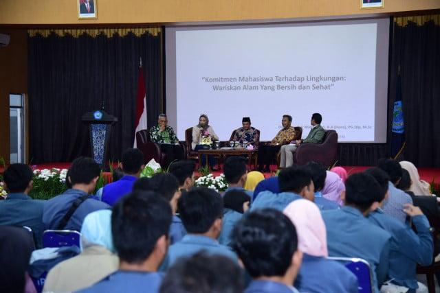 Dyah Roro Ajak Generasi Muda Wariskan Alam Sehat dan Bersih 113