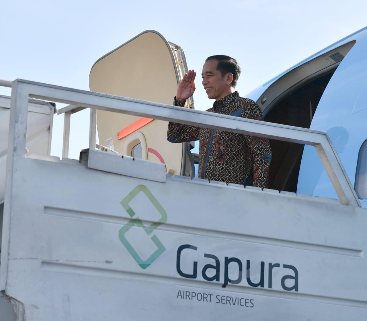 Presiden Jokowi Akan Bertemu Putra Mahkota Persatuan Emirat Arab 101