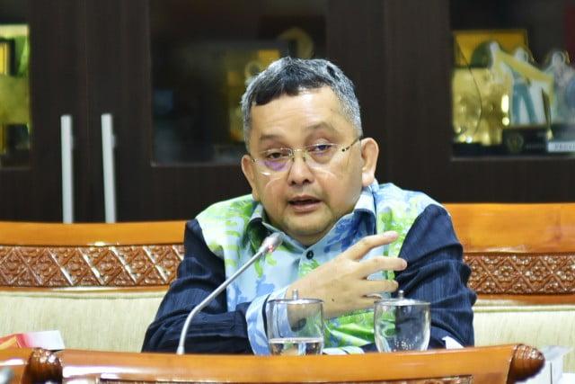 DPR RI Komisi III : Kekosongan Jabatan Definitif Deputi Penindakan KPK Harus Segera Diisi 113