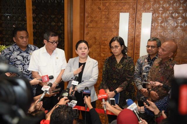 DPR Siap Bahas 'Omnibus Law' Perpajakan 101