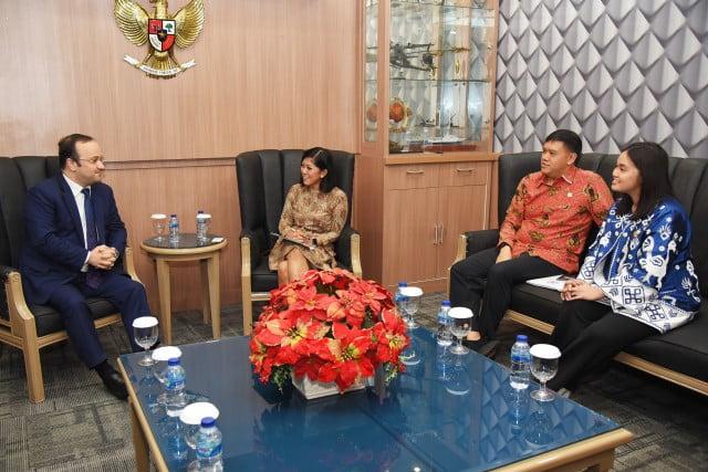 DPR RI Komisi I : Kerja Sama Indonesia - Azerbaijan Perlu Ditingkatkan 113