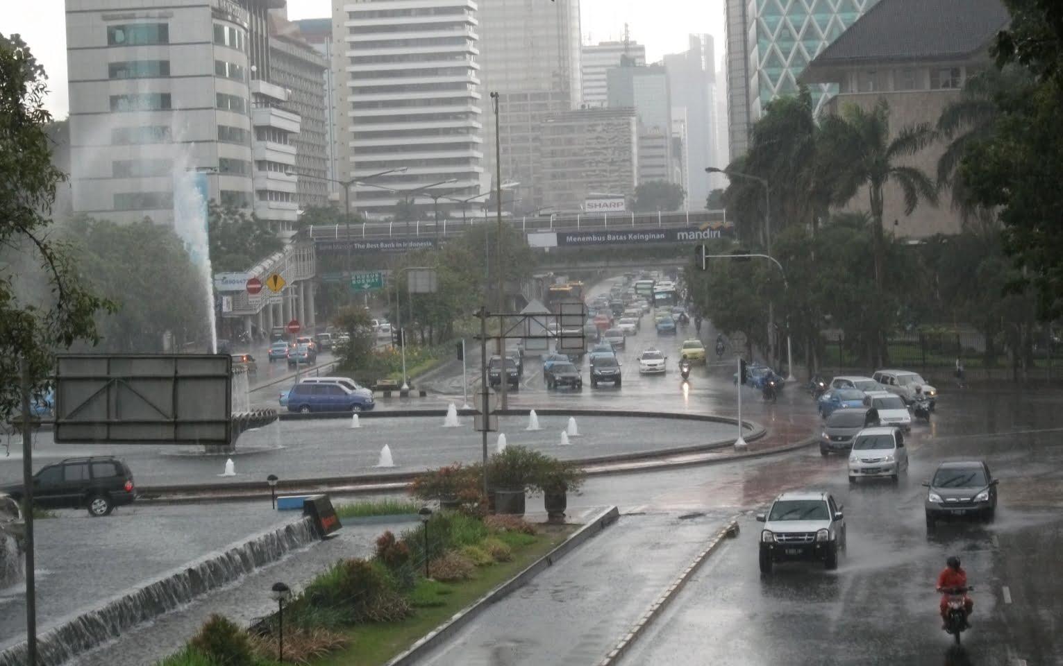 BMKG : Sepekan ke Depan, Jabodetabek Hujan Intensitas Ringan 113