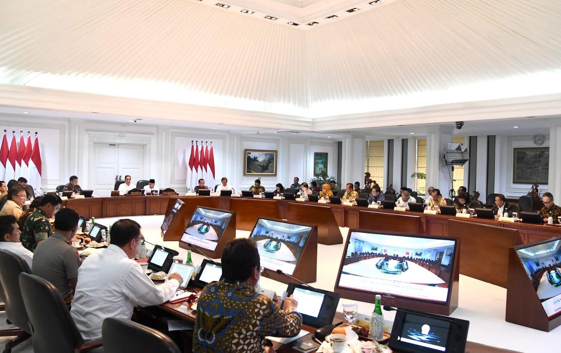 Arahan Terkini Presiden soal Persiapan Pemindahan Ibu Kota 102