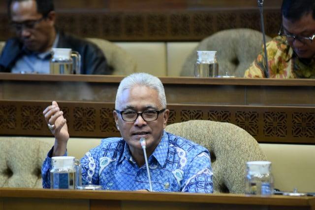 DPR RI Komisi II : Legislator akan Perjuangkan Nasib Tenaga Honorer K2 113