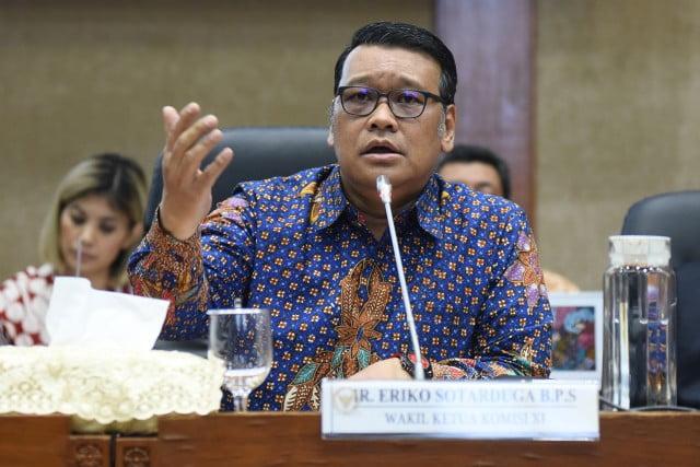 DPR RI Komisi XI : Anggota DPR Usulkan Lembaga Penjamin Polis Asuransi di bawah LPS 113