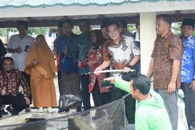 DPR RI Komisi IV : Dukung Musi Rawas jadi Pusat Pembenihan Ikan Nasional 113