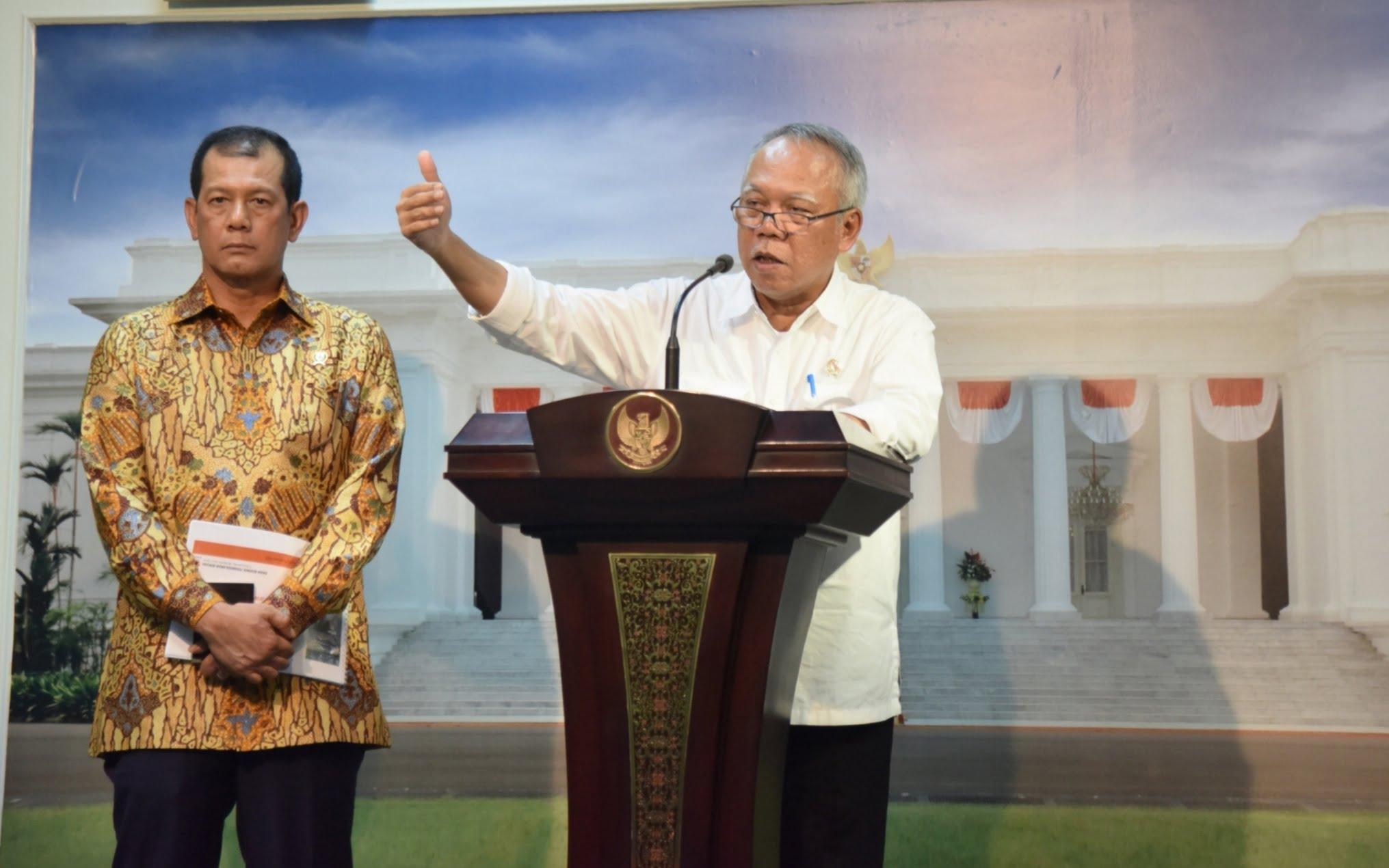 Menteri PUPR dan Gubernur DKI Akan Bareng Sisir Penyebab Banjir Dari Sukamahi Hingga ke Bawah 101