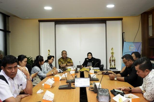 Setjen DPR Terima Audiensi Anggota DPRD Kabupaten Jembrana 113