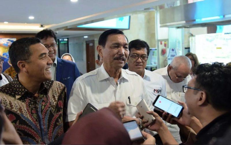 Menko Luhut Binsar Pandjaitan Menegaskan Pemerintah Indonesia Siap Jadi Tuan Rumah Pagelaran MotoGP 114
