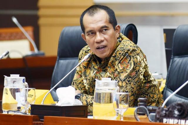 DPR RI Komisi I : Revisi UU Penyiaran Harus Diselesaikan 101
