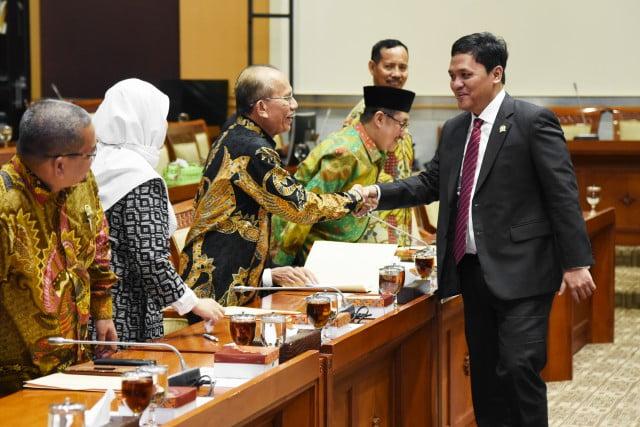 DPR RI Komisi III : Rekam Jejak Putusan Hakim, Penting dalam Seleksi Hakim Agung 109