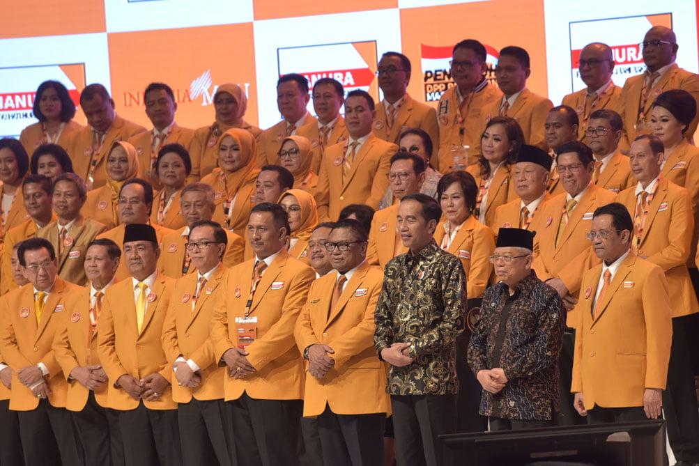 270 Pilkada Serentak di Tahun 2020, Presiden: Mari Jaga Agar Berjalan Aman, Damai, dan Demokratis 101
