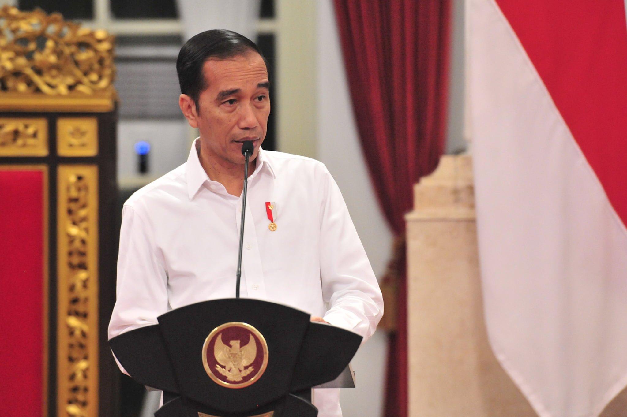 Soal Natuna, Presiden Jokowi Tegaskan Tidak Ada Tawar-Menawar Soal Kedaulatan 113