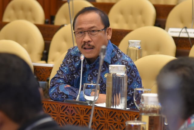 DPR RI Komisi IV : Pemerintah Diminta Tegas Sikapi Polemik Natuna 113