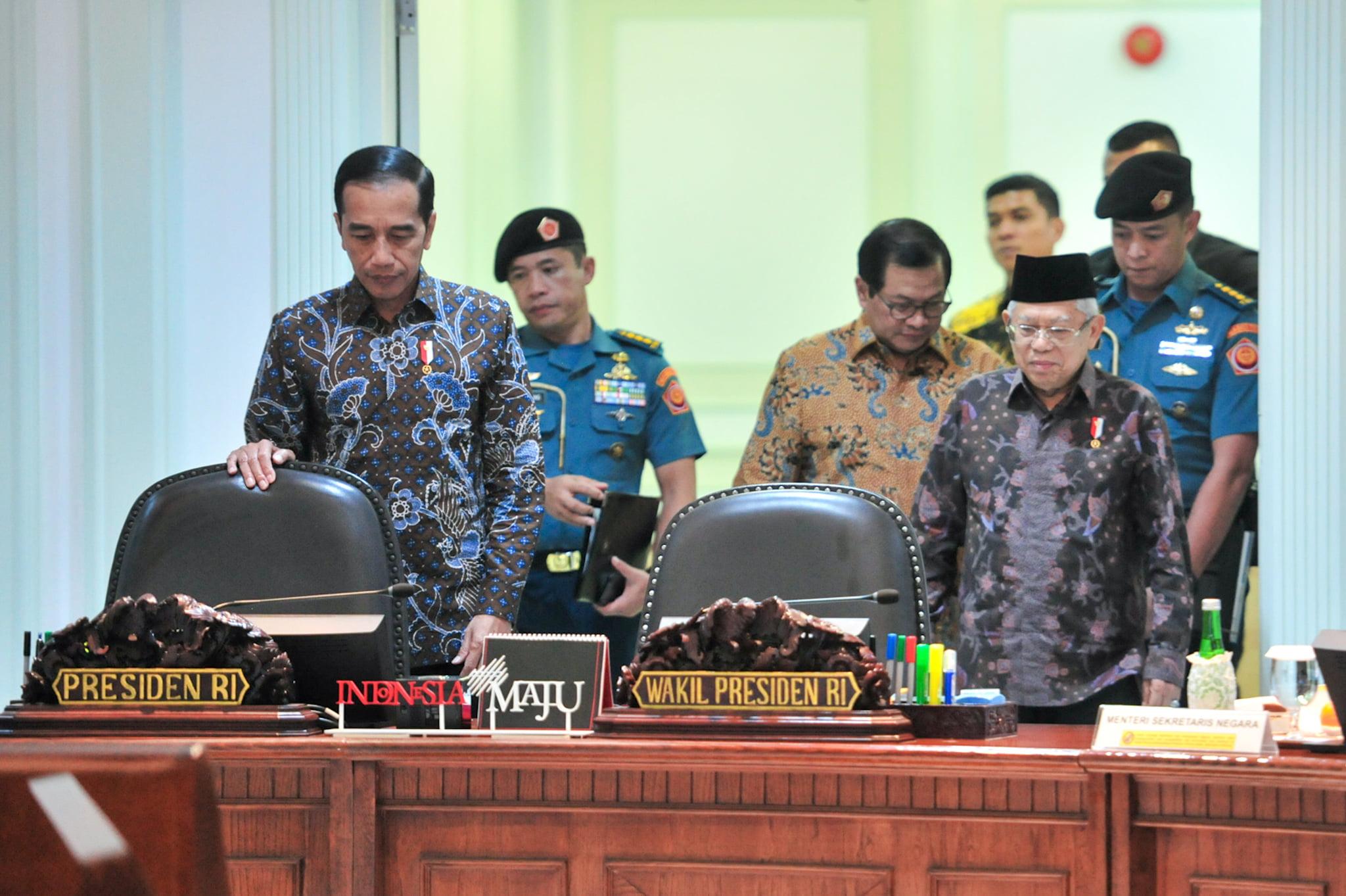 Presiden Jokowi:  Jumlah Kasus Naik Signifikan, Kekerasan Pada Anak Merupakan Fenomena Gunung Es 101