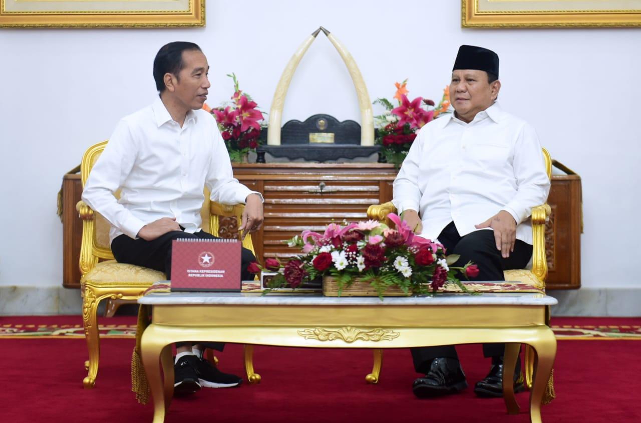 Presiden Terima Kunjungan Menteri Pertahanan di Istana Yogyakarta 113