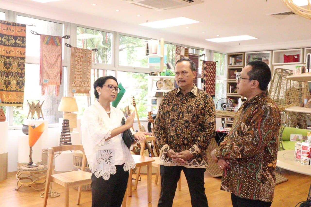 Upaya Dorong Peningkatan Nilai Perdagangan Indonesia dan Iran 114