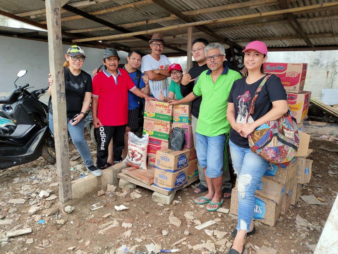 LA NKRI Buka Dapur Umum bagi Korban Banjir di Rawa Buaya 113