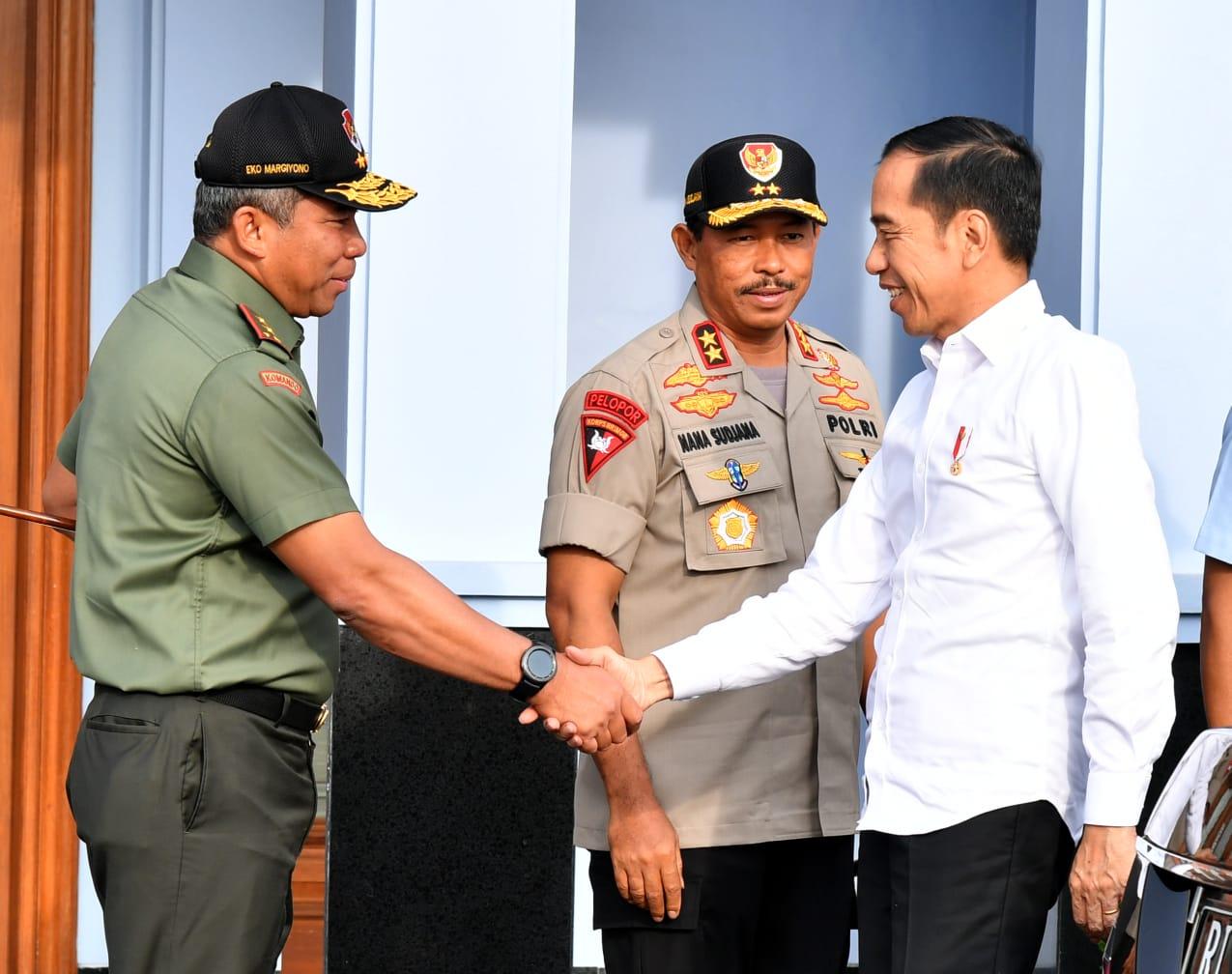 Bertolak ke Natuna, Presiden Dijadwalkan Bertemu Ratusan Nelayan 101