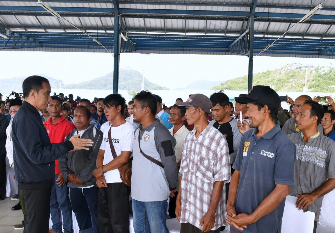 Presiden Joko Widodo : Natuna Adalah NKRI 114