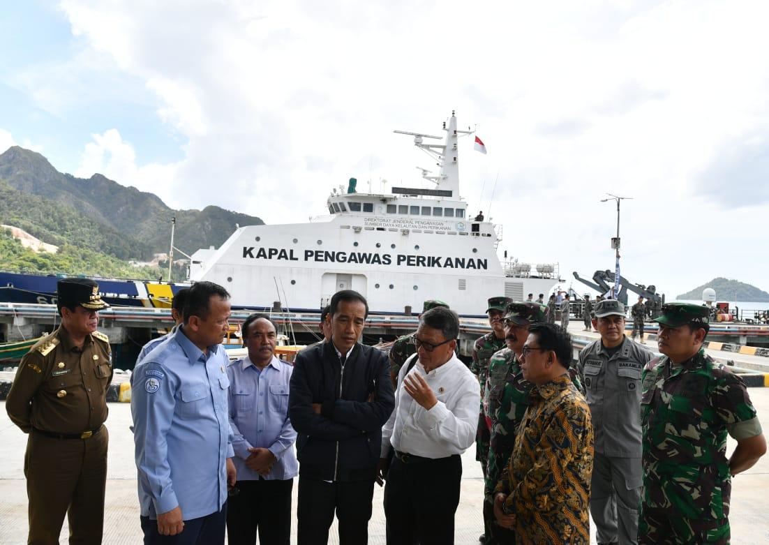 Presiden Joko Widodo : Natuna Adalah NKRI 113