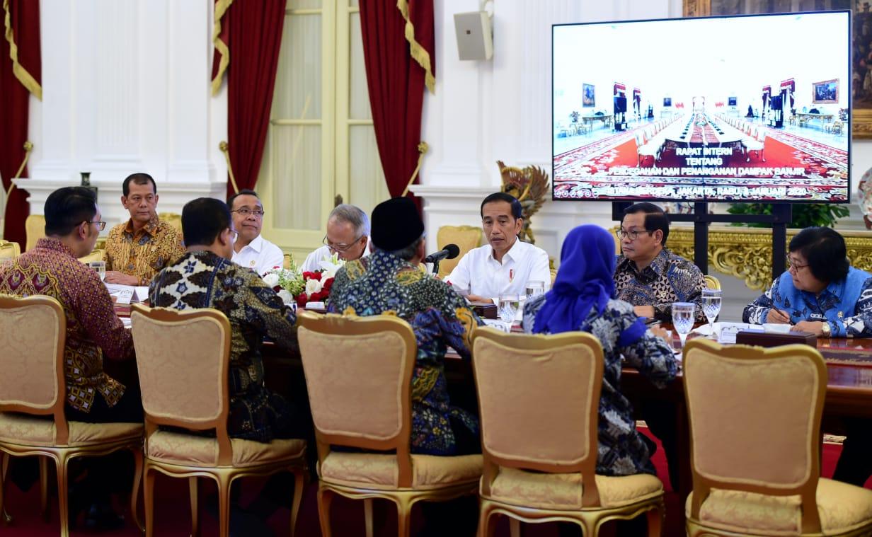 Penanganan dan Pencegahan Banjir Butuh Sinergi Erat Pemerintah Pusat dan Daerah 101