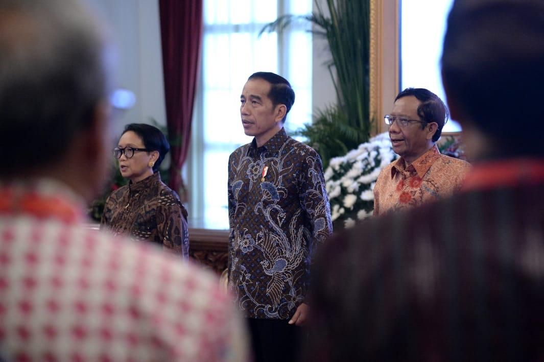 Presiden Ingin Duta Besar Berperan Sebagai Duta Ekspor 113