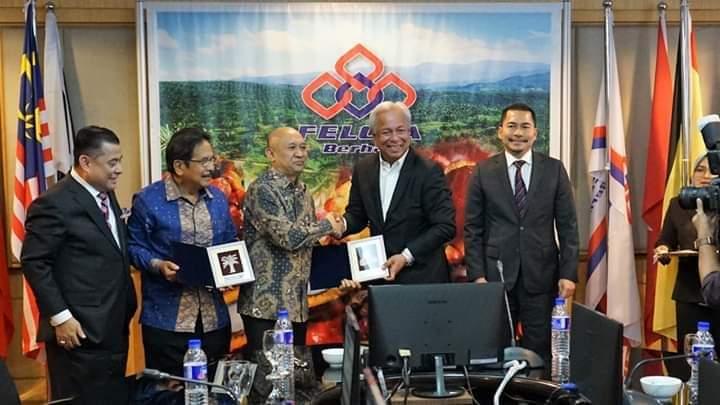 Menteri Koperasi dan UKM Teten Masduki Bahas Pemanfaatan Pengelolaan Lahan di Malaysia 111