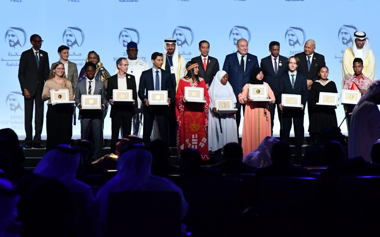 Presiden Jokowi: Indonesia Berperan Penting dalam Pembentukan Energi Masa Depan Terbarukan 102