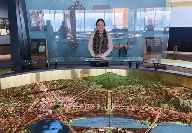 Puan Maharani Pelajari Ibu Kota Australia 101