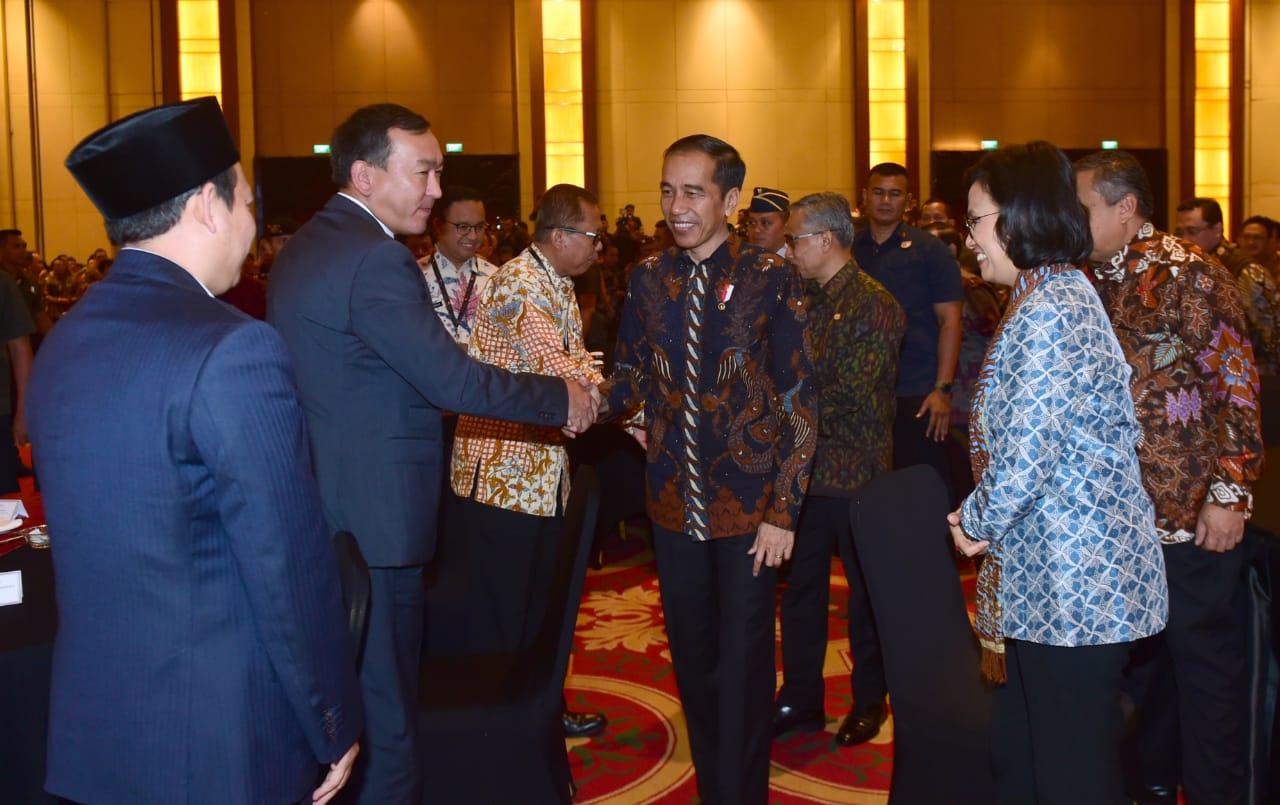 Presiden Dorong Reformasi Lembaga Keuangan Nonbank 102