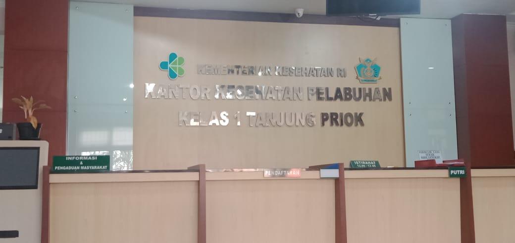 Cegah Virus Virus Novel Corona, Pelabuhan Tanjung Priok Telah Menyiagakan Sebanyak 27 Orang Sampai 40 Orang Tim Medis 111