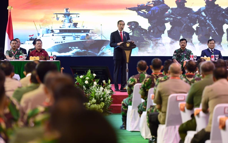Presiden Jokowi : Kedaulatan Negara Harga Mati, Tidak Bisa Dinegosiasikan dan Ditawar-tawar 114