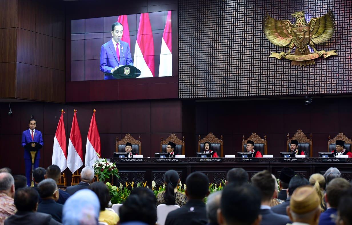 Presiden Dorong Sinkronisasi Sistem Hukum agar Lebih Adaptif dan Responsif 102