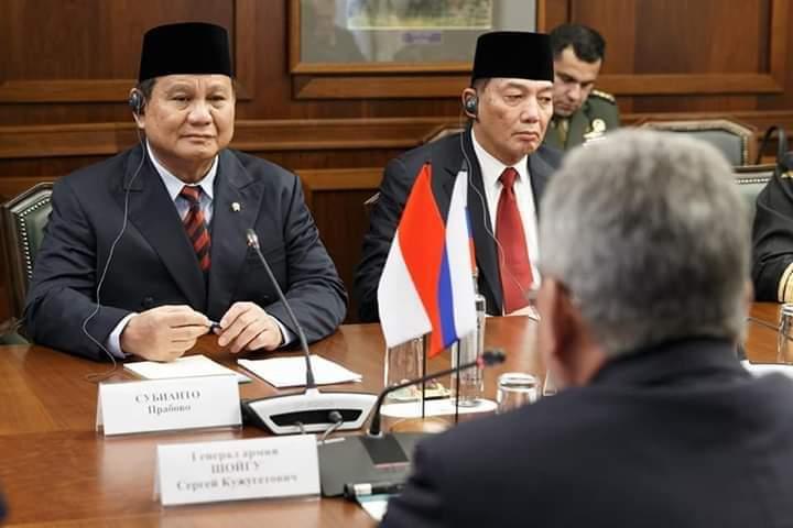Kerjasama Militer Antara Rusia dan Indonesia Dapat Mencapai Tingkat Strategis 113