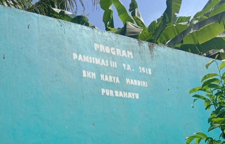 Terbongkar!!! Pemanfaatan Program PAMSIMAS di Desa Purbahayu Dikeluhkan Warga 101