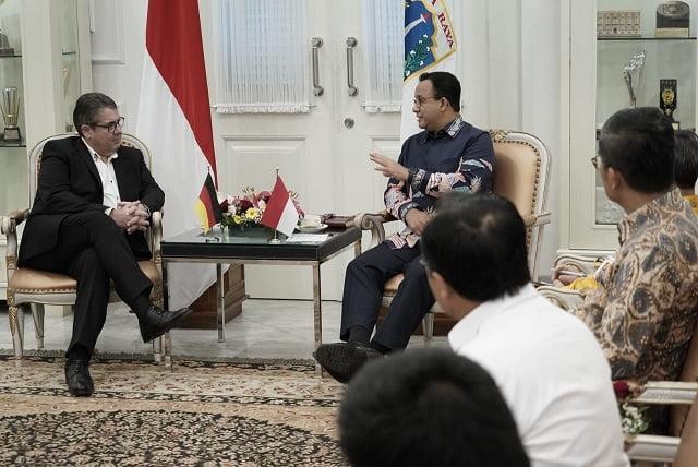 Jakarta - Jerman 'Kian Mesra' Jalin Kerjasama, Ini Kata Anies.. 111