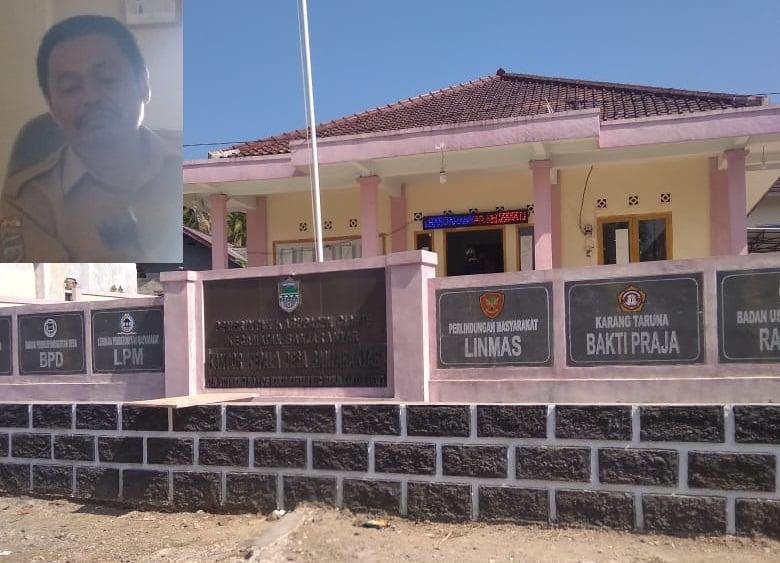 TPT Baru Dibangun Sudah Ambrol, Kades Banjaranyar 'Cuci Tangan', Kejaksaan: Jangan Menyimpang 101