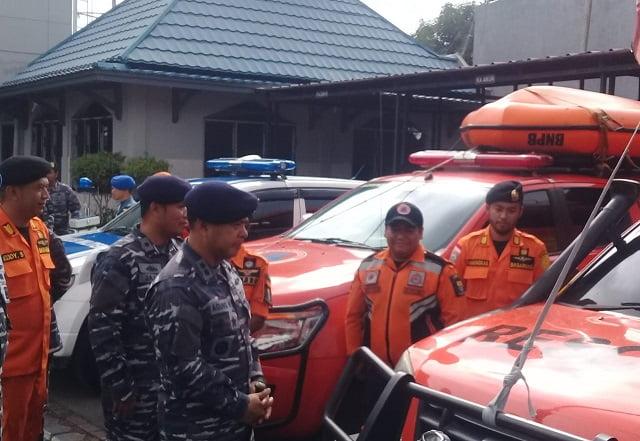 TNI AL Cirebon Siap Bantu Penanggulangan Bencana Alam 102
