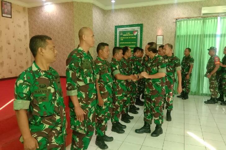 Lepas Petugas Penebalan Apter di Kodam Cendrawasih dan Kaswari, Dandim 0502 Jakut: Kami Akan Jaga Keluarga Kalian 113